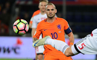 Netherlands' Sneijder likely to miss France clash - Blind