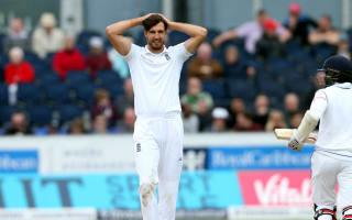 England still targeting innings victory - Finn