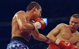 Chavez Sr not fazed by renewal of De La Hoya rivalry