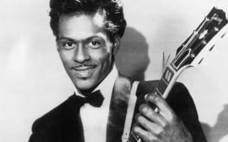 Rock 'n' roll pioneer Chuck Berry dies aged 90