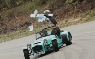 Caterham releases spoof 'airline safety briefing' video