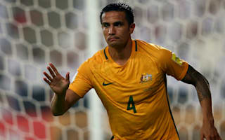 Cahill dropped by Socceroos for World Cup qualifier