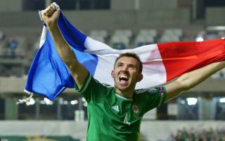 Poland v Northern Ireland: We're ready for Lewandowski, says McAuley