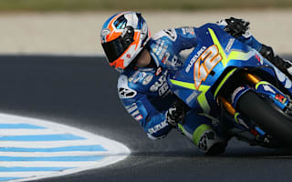 Rins a doubt for Argentina MotoGP after ankle fracture