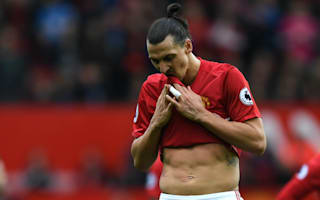 Mourinho: Ibrahimovic and me are big men - we will not cry