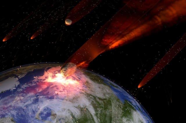 Que un asteroide impacte en la Tierra es cuestión de tiempo