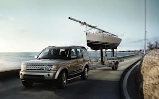 Land Rover launches Europe driving guide