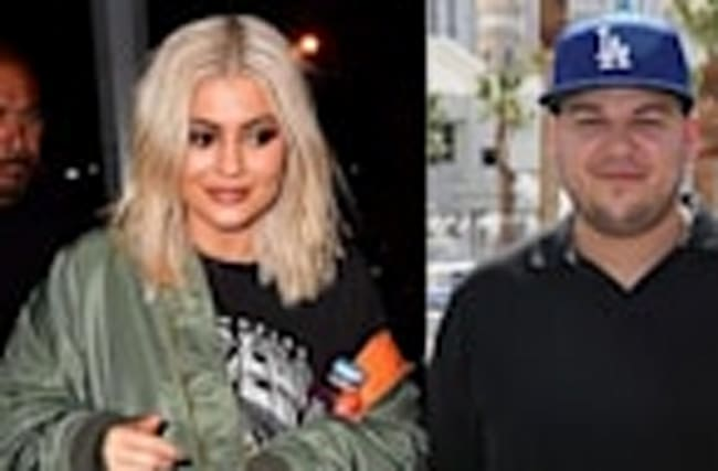 Rob Kardashian Reveals Reason Behind Leaking Kylie Jenner's Number