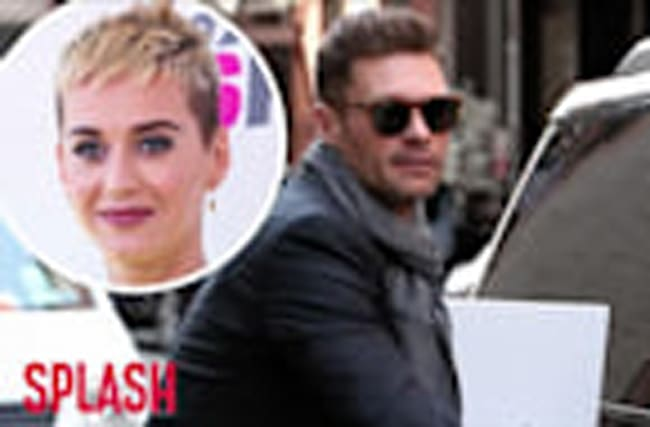 Ryan Seacrest is Upset with Katy Perry's Paycheck