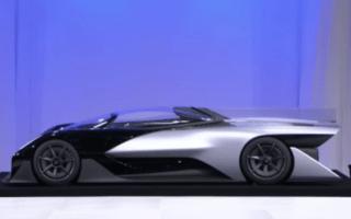 Faraday Future unveils incredible new concept in Las Vegas