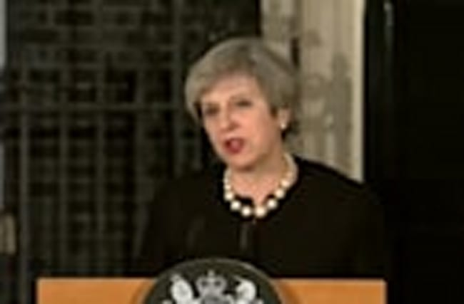 "British PM: Parliament attack ""sick and depraved"""