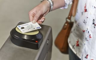 Contactless payment for London travellers