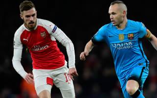 Ramsey would shine at Barcelona - Rush