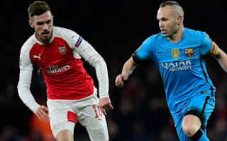 Ramsey would shine at Barcelona - Rush