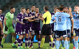 Sydney FC 3 Perth Glory 0: Premiers into final with video assistance