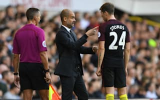 Guardiola even better than I expected - Stones