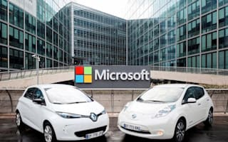 Microsoft announces technology partnership with Renault and Nissan