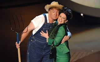 Emmys joke duet showed Trump had Acres of ambition - Will &amp&#x3B; Grace star