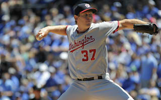 Nationals smash Royals, Cubs complete Pirates sweep