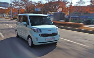 First drive: Kia Ray EV