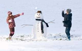 Dreaming of a White Christmas? Bookies slash the odds as temperatures drop
