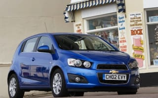 Road test: Chevrolet Aveo
