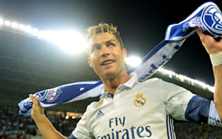 Ronaldo agreed he needed more rest, says Zidane