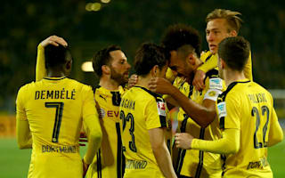 Borussia Dortmund 3 Hamburg 0: Castro, Kagawa and Aubameyang see-off toothless visitors