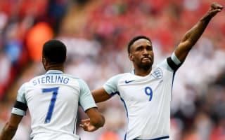 England striker Defoe eyes World Cup 2018 spot