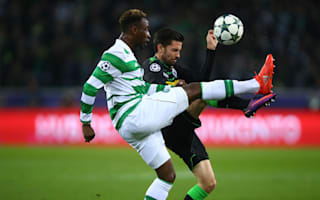 Borussia Monchengladbach 1 Celtic 1: Dembele keeps hopes alive with late equaliser