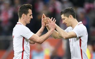 Milik can match Lewandowski - Reina