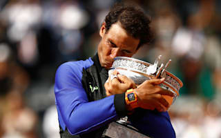 'King of Clay' Nadal returns to the throne in glorious swearing-in ceremony
