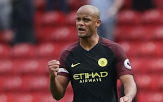 Life on the road is sweet for record-breaking Man City