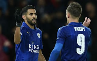 Ranieri hails 'special' Ballon d'Or nominations for Vardy and Mahrez