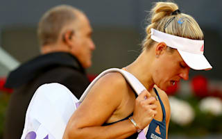 Hamstring injury forces Kerber out of Aegon Classic