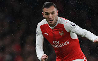 Arsenal striker Lucas Perez: I think Wenger is staying