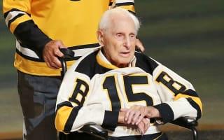 Hockey Hall of Famer Milt Schmidt dies aged 98