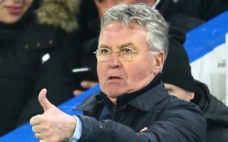 Chelsea v Everton: Hiddink prizes home wins