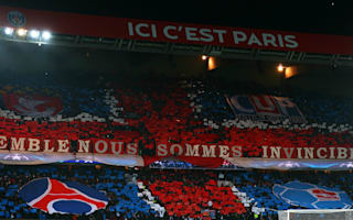 PSG unhappy over EUR100,000 fine after damage at Lyon