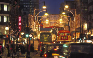 Christmas in London: top three things to do