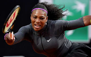 Williams brushes Kuznetsova aside in Rome quarters