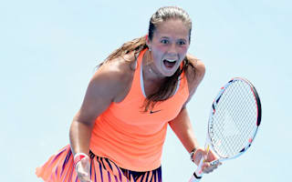 Kasatkina claims Kerber scalp, Bouchard beats Cibulkova