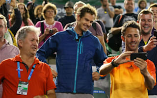 Jamie Murray tells Andy to get to bed