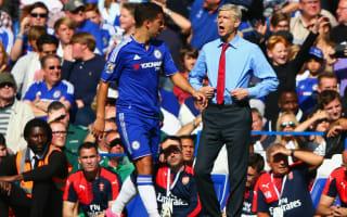 Conte admires Wenger's 'fantastic' Arsenal career