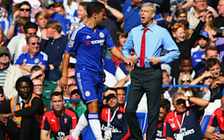 Conte admires Wenger's 'fantastic' Arsenal career