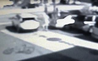 12-year-old boy caught on CCTV stealing car from elderly man