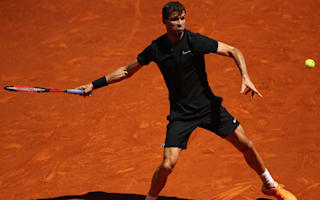 Dimitrov, Kyrgios advance as Sock is beaten in Madrid