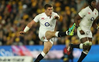 Farrell benefiting from Wilkinson's tutelage