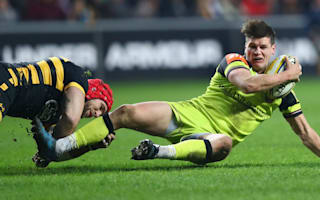 Haskell to miss Toulouse clash, England duo return