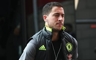 No Arsenal? Hazard only names two teams as Chelsea's title rivals